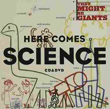 Here Comes Science Cd and Dvd