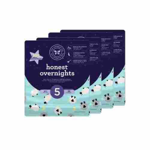 honest sleepy sleep overnight diapers pack