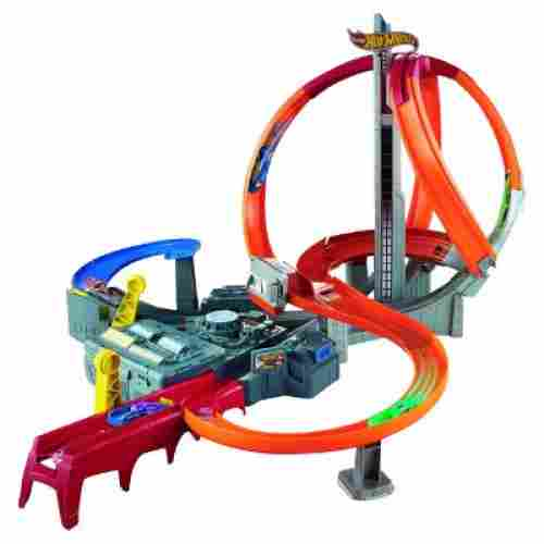 Spin Storm hot wheels playsets