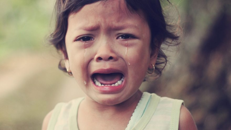 Learn how to curb fake crying in children.