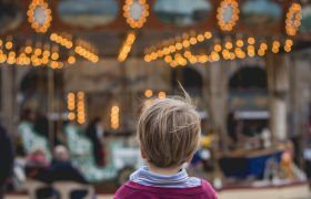 How to Handle Public Toddler Tantrums