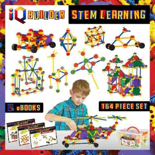IQ BUILDER Top Blocks