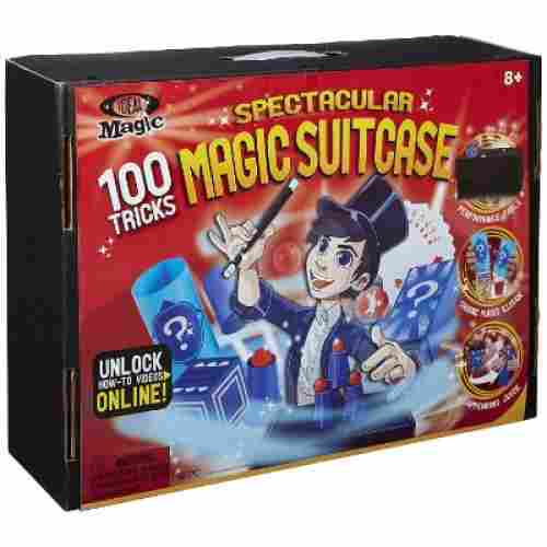 Spectacular Magic Show Suitcase