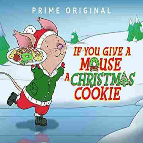 if you give a mouse a cookie christmas movie cover