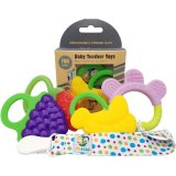 Ike & Leo Teething Toys