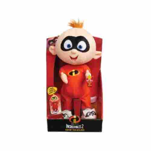 incredibles fightin fun jack doll