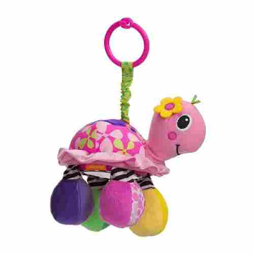 Infantino Sparkle Topsy Turtle car seat toy hanging