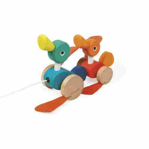 Duck Family Pullalong Toy
