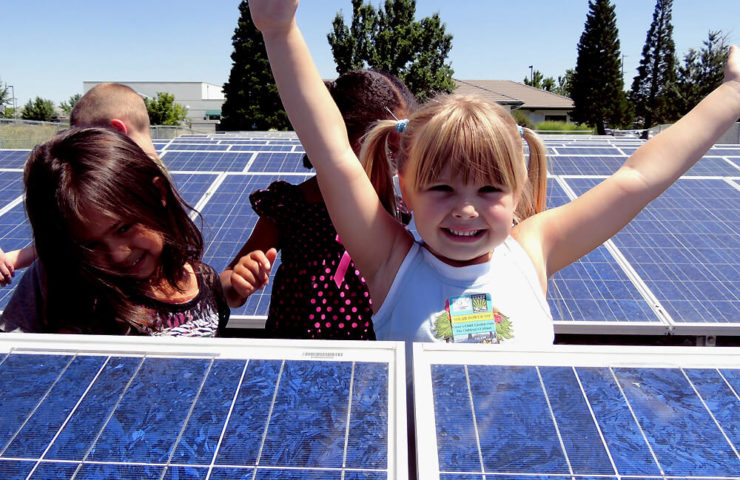 Teaching Your Kids about Solar Power