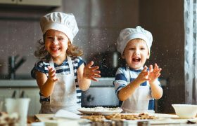 The Essentials of Teaching Your Kids How to Cook