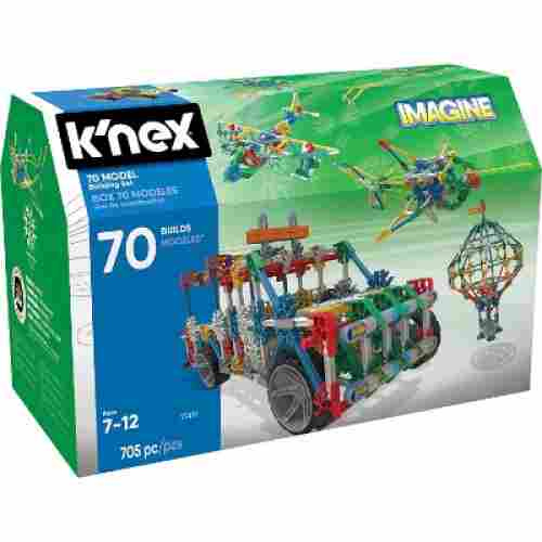 K'NEX 70 Model Building erector set