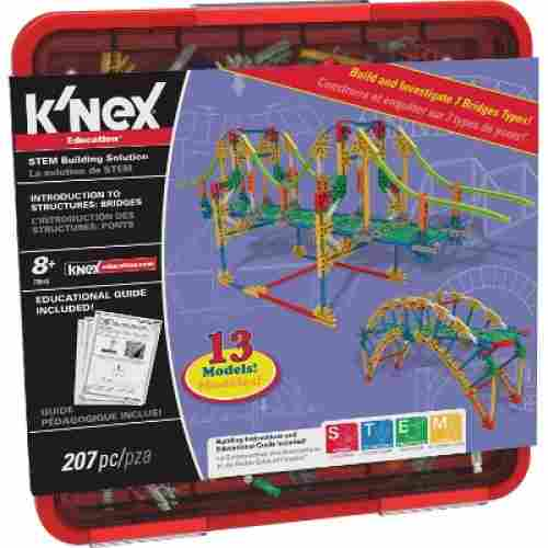 K'NEX  Bridges erector set