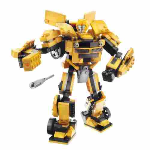 KRE-O Bumblebee Construction Set