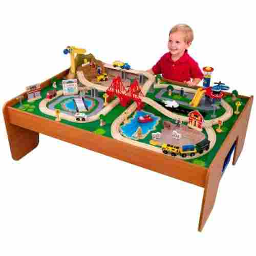 Ride Around Train Set and Table