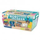 Kids First Robot Engineer Kit and Storybook erector sets