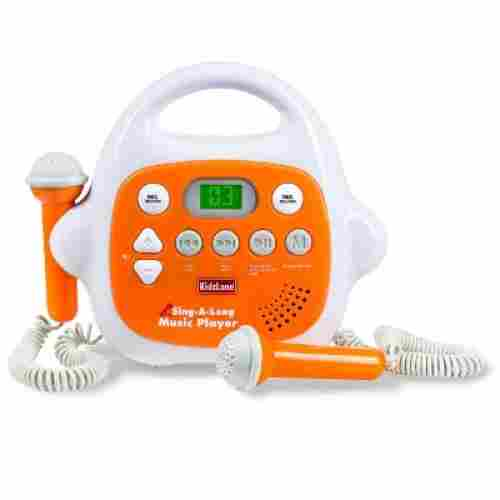 VTech Kidi Super Star Karaoke System with Microphone and Mic Stand