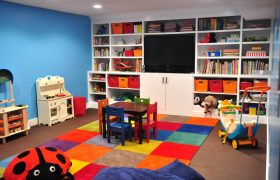 What Makes a Great Playroom?