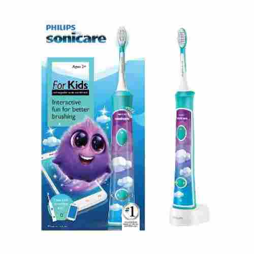 philips sonicare HX6321 electric toothbrush for kids and toddlers design
