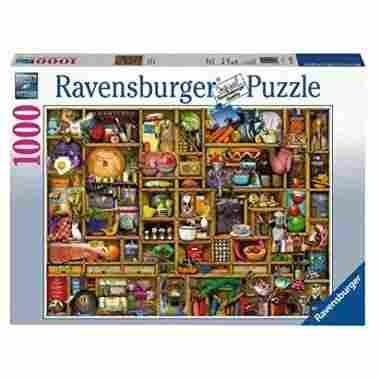 1000-Piece Kitchen Cupboard Puzzle