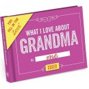 Best Christmas Gifts for Grandma Knock Knock Fill In Book