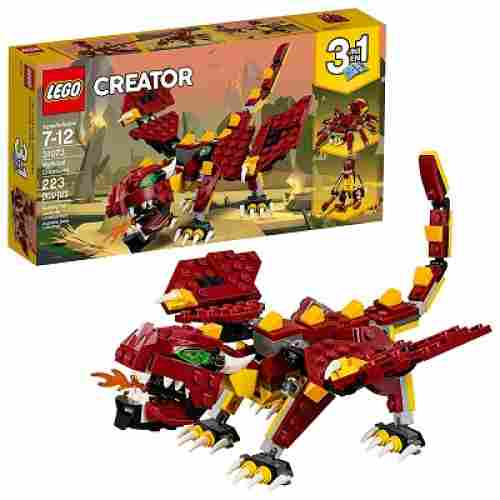 LEGO Creator 3-in-1 Mythical Creatures