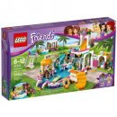 friends heartlake summer pool cool lego set for kids box