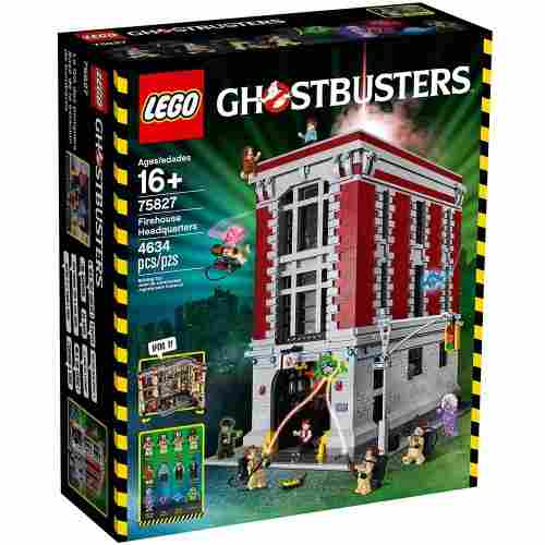 LEGO Firehouse Headquarters