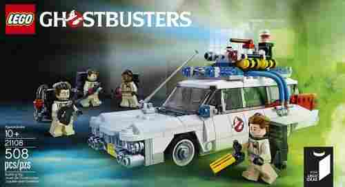 Ecto-1 by LEGO