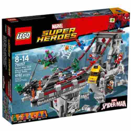 LEGO Marvel Super Heroes 76057