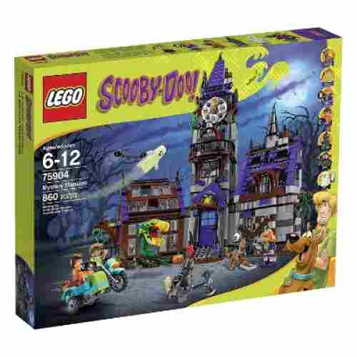 LEGO Mystery Mansion Building Kit