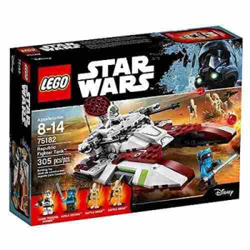 LEGO Star Wars Republic Fighter Tank