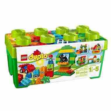 All-in-One-Box-of-Fun 10572 Creative Play and Educational Toy