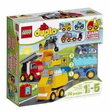 LEGO DUPLO My First Cars and Trucks Toy