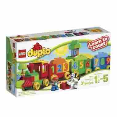 LEGO DUPLO My First Number Train Building Set