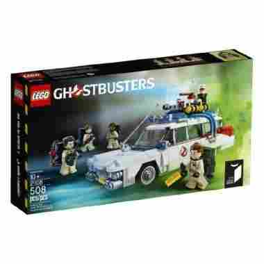 Ghostbusters Ecto-1 by LEGO