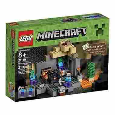 Minecraft the Dungeon Building Kit