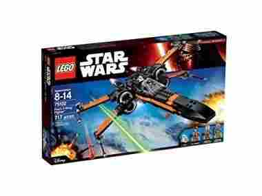 Star Wars Poe's X-Wing Fighter Building Kit