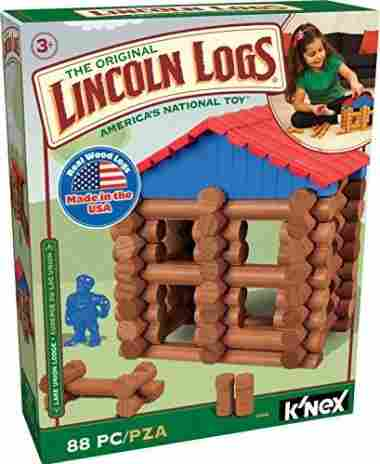 Lake Union Lodge Preschool Educational Toy