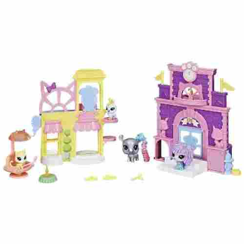 Littlest Pet Shop Prep 'n Party Playset