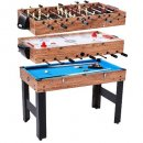 """Lancaster 48"""" 3 in 1 Arcade Game Table"""