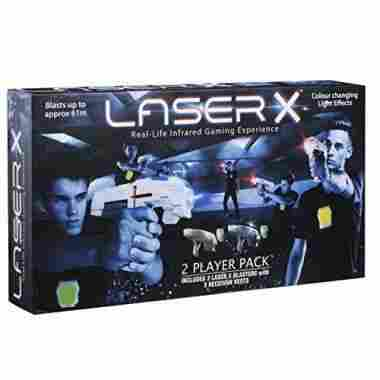 Two Player Laser Gaming Set
