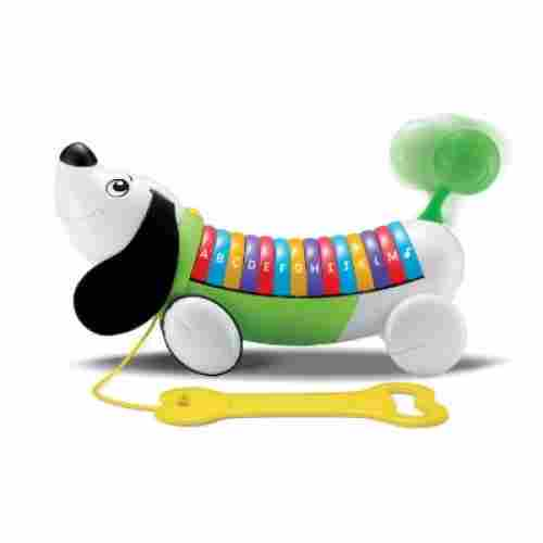 leapFrog alphaPup pull toy for kids