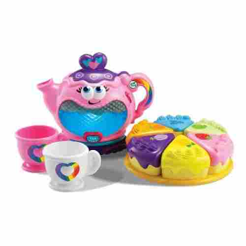 LeapFrog Rainbow Tea Set