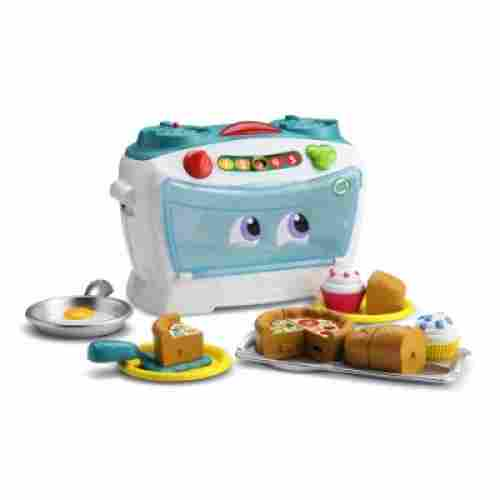 leapFrog number lovin' oven play kitchen for kids and toddlers