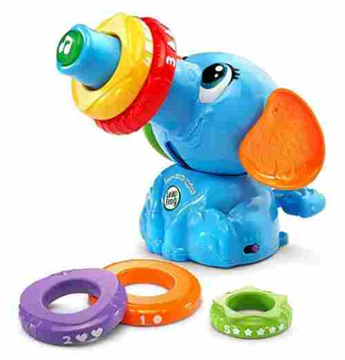8 Month Old Toys LeapFrog Stack and Tumble Elephant