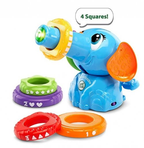 8 Month Old Toys LeapFrog Stack and Tumble Elephant Trunk
