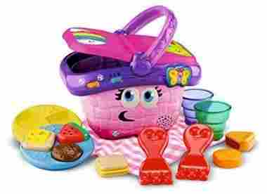 Shapes And Sharing Picnic Basket by LeapFrog