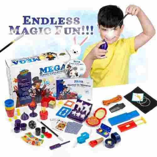 5b8934bfb Best Magic Kits for Kids to Consider in 2019 | Borncute.com