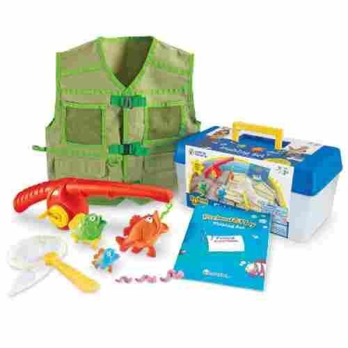 learning resources fishing set pretend play toys for kids
