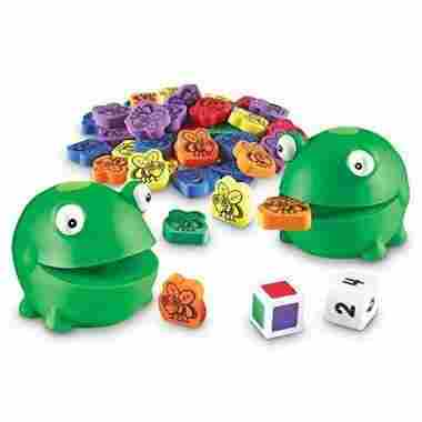 Learning Resources Froggy Feeding Fun Activity Set